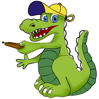 Design personagem Kroko